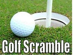 Annual 3-Man Scramble Tournament